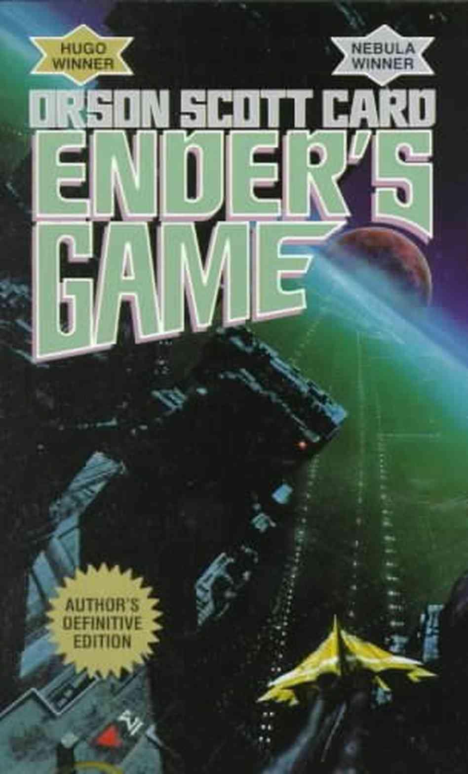 Book Cover Series S : Ender s ansible game fansite a news resource
